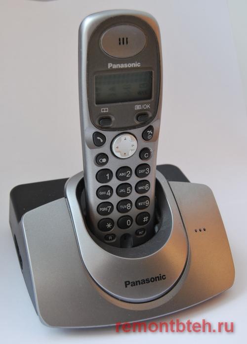 Телефон Panasonic KX-TGA110RU